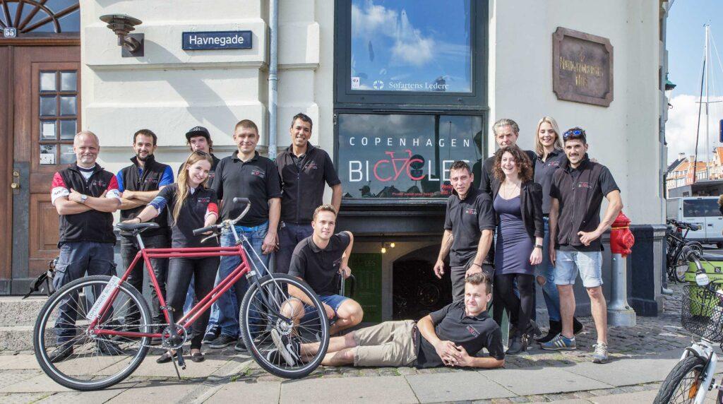 Copenhagen Bicycles - Rent a Bike in Copenhagen
