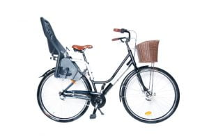 City Bike With Childseat