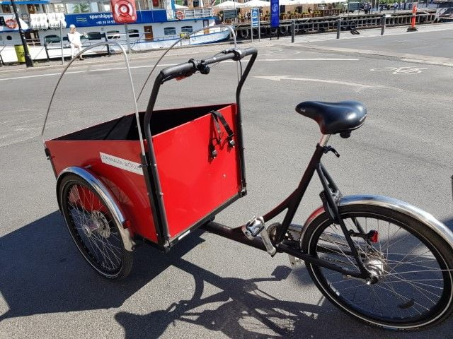 Christiania Bike Copenhagen Bicycles