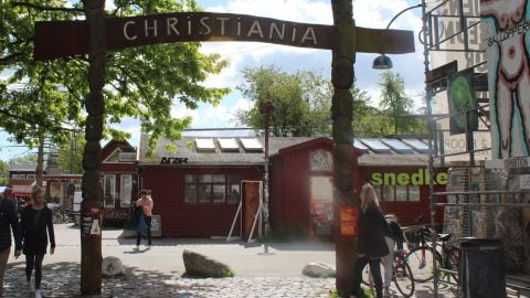 Christianshavn and Christiania